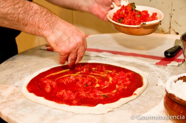 Pizza de Da Carlo