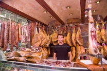 Paco de Solaz, Mercado Central de Valencia