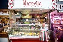 Parada pasta fresca Mercado Central