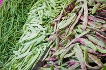 Verduras Mercado Central