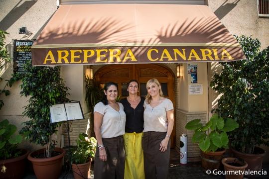 Arepera Canaria