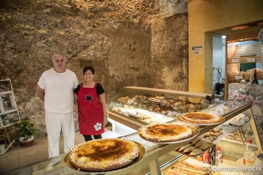 Horno pastelería Montaner