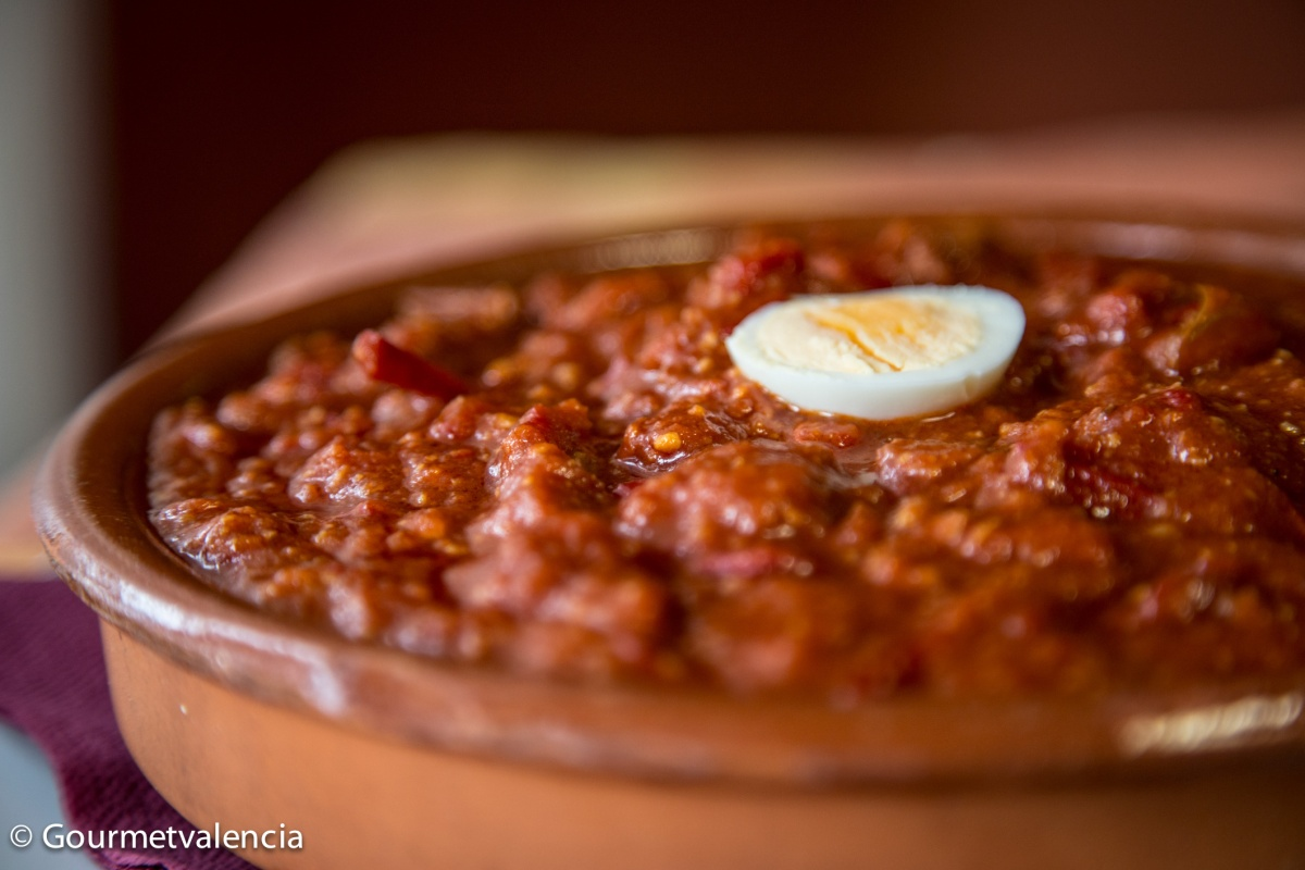 Cocina valenciana con mayúsculas