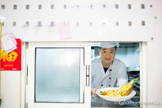 Restaurante Min Dou