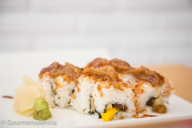 Sushi de Sushi Cru