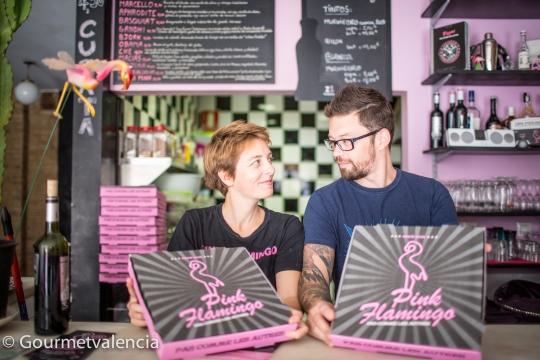 Equipo de Pink Flamingo