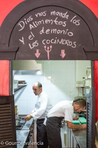 Restaurante Ciro en Valencia