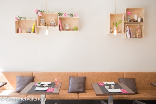 Restaurante Gula en Valencia