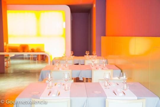 Restaurante Samsha
