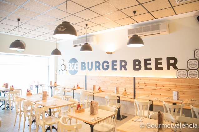 Burger Beer Valencia