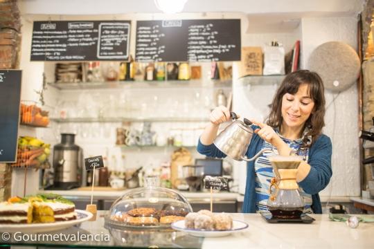 Marián de Bluebell Coffee