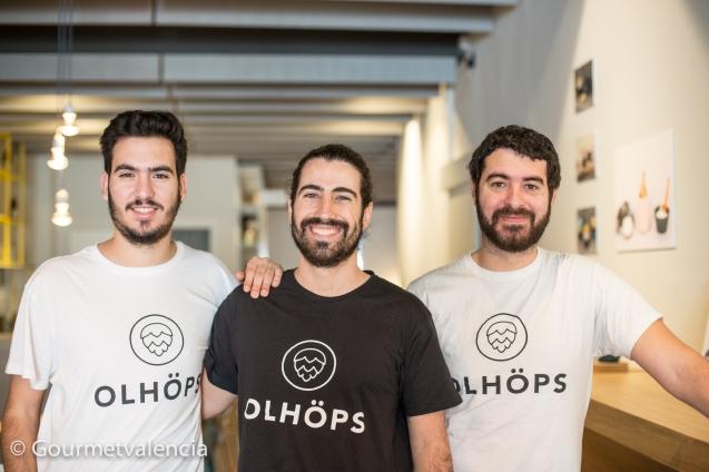 El equipo de Olhöps