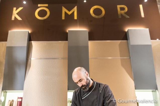 Restaurante japonés Komori