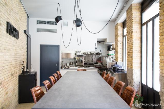 Fierro, espacio gastronómico