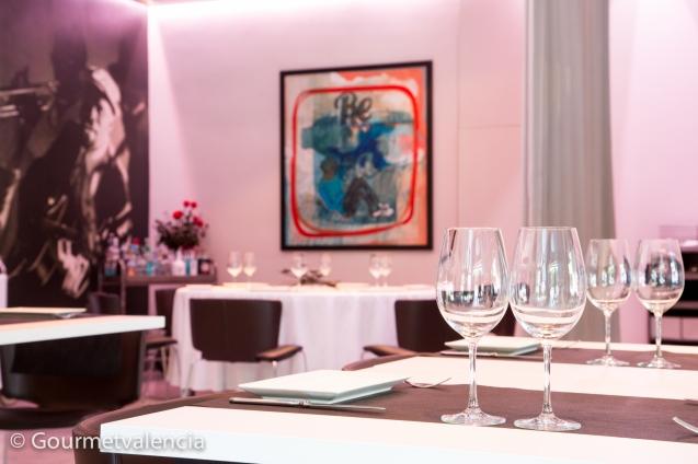 Restaurante Ginebre en Valencia