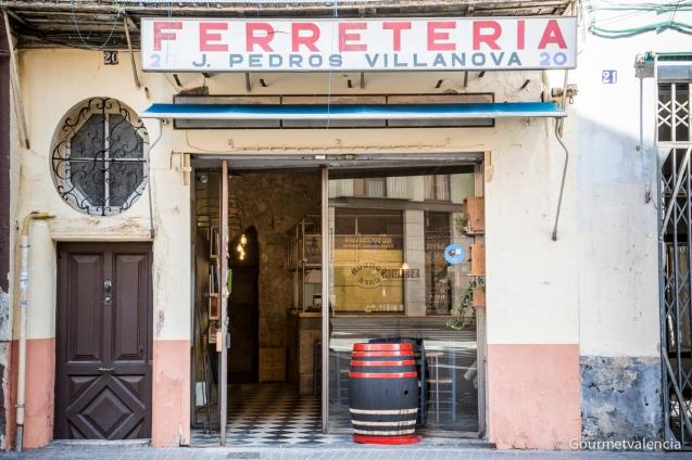 Muez, librería gastronómica en Valencia