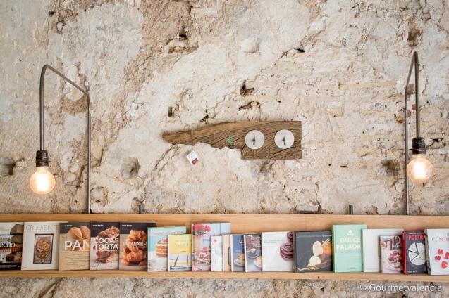 Muez, librería gastronómica