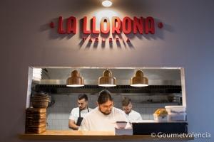 José Gloria y su equipo en La Llorona