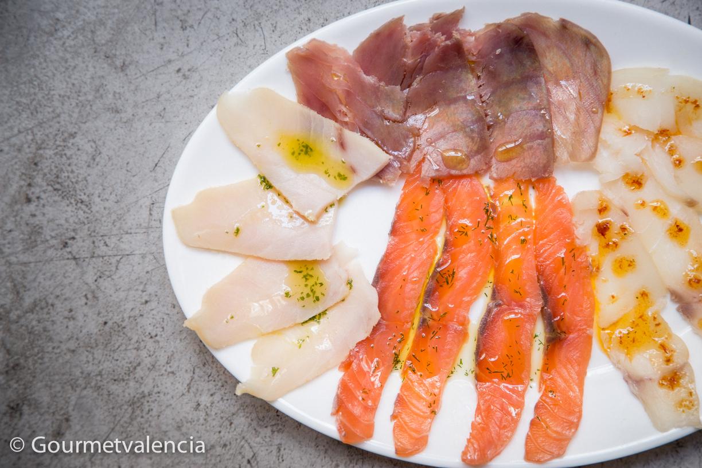 Ahumados de Ostras Pedrín, en Valencia