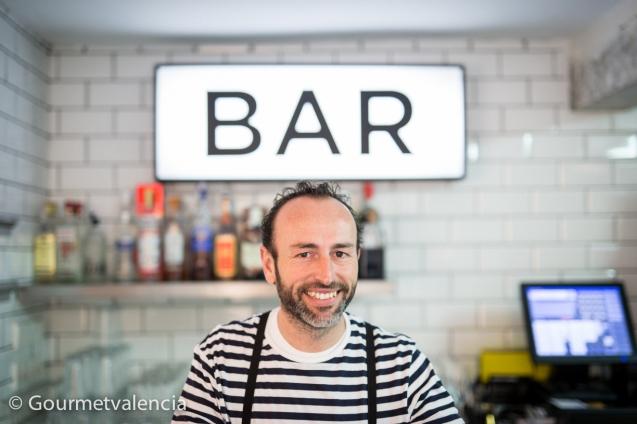 Bar Ostras Pedrín, en Valencia